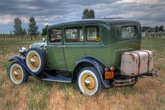 1931年福特模型轿车 库存照片