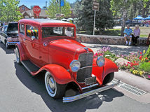 福特模型轿车 免版税图库摄影
