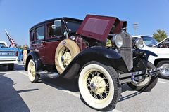 1931年福特模型180B 免版税库存照片