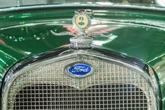 福特模型A,葡萄酒汽车 库存图片