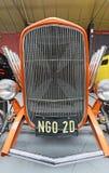 福特模型B旧车改装的高速马力汽车 库存图片