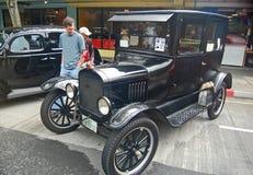1925年福特模型T小轿车 图库摄影