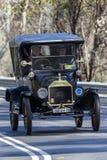 1915年福特模型T游览车 免版税库存图片