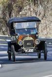 1913年福特模型T游览车 免版税库存照片