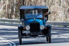 1919年福特模型T研样板 库存照片