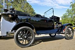 1913年福特模型T 免版税库存图片