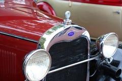 福特汽车模型 免版税图库摄影