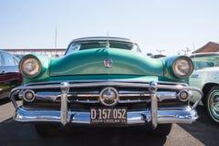 1954年福特汽车 库存图片