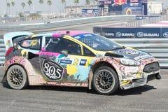 福特节日#14奥斯汀达因驾驶的ST M体育 免版税图库摄影