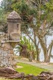 福特莱萨de Sao何塞da Ponta Grossa 免版税库存照片
