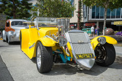 1927年福特跑车 免版税图库摄影