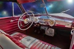 福特轿车1948年 库存图片