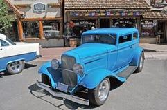 1932年福特轿车 库存照片