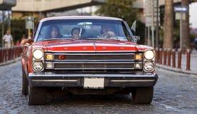 1966福特年有限公司 库存图片