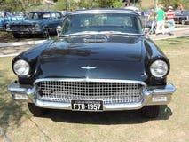 福特1957年 库存图片