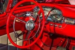 1959年福特Edsel 免版税库存照片