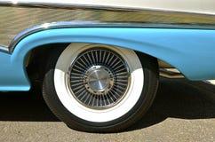 1956年福特Fairlane 库存照片