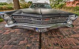 福特Galaxie 500 福特Galaxie是福特制造的一辆大型汽车在岁月1959年到1974年在美国 库存照片