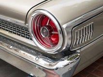 1963年福特Galaxie 免版税图库摄影