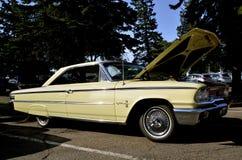 1963年福特Galaxie 500 库存图片
