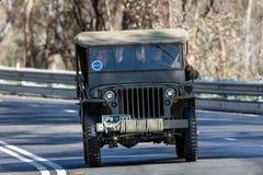 1942年福特GPW吉普 库存照片