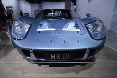 1967年福特GT40标记III 免版税库存照片