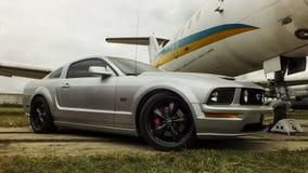 福特GT 500 库存照片