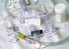 福莱导尿管 库存照片