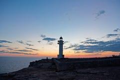 福门特拉岛,巴利阿里群岛,西班牙,欧洲 免版税库存图片