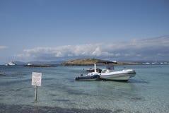 福门特拉岛 库存照片
