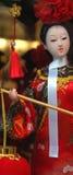 秀丽中国人玩具 库存照片