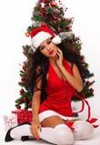 秀丽圣诞节 免版税图库摄影