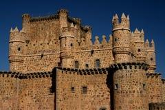 秀丽城堡 免版税库存照片