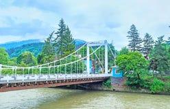 秀丽桥梁  免版税库存图片