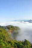 秀丽自然尼泊尔s 图库摄影