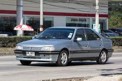 私人汽车,标致汽车306 图库摄影
