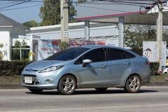私人汽车,福特焦点 图库摄影