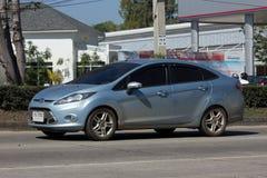 私人汽车,福特焦点 免版税库存图片