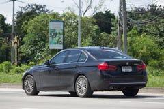 私人汽车 320d bmw 免版税图库摄影