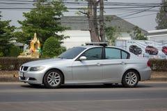 私人汽车 320d bmw 免版税库存照片