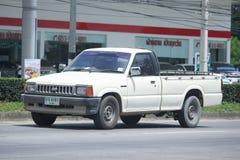 私有拾起卡车,老福特传讯者 免版税库存图片