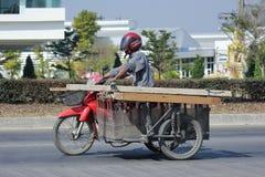私有本田梦想摩托车 库存照片