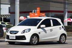 私有本田精力充沛, Eco市汽车 库存照片