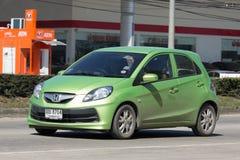 私有本田精力充沛, Eco市汽车 库存图片