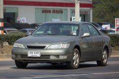 私有老汽车,凌志ES 300 凌志是从丰田的高级品种 库存图片