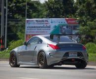 私有超级汽车日产日产Z汽车, Fairlady Z 免版税图库摄影