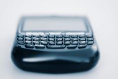 私有通信设备的电子邮件 免版税库存照片
