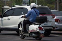 私有滑行车摩托车大黄蜂类 库存图片
