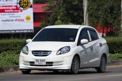 私有Eco汽车,本田精力充沛,惊奇 库存图片