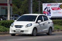 私有Eco汽车,本田精力充沛,惊奇 库存照片